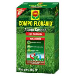 Abono Césped Floranid Herbicida