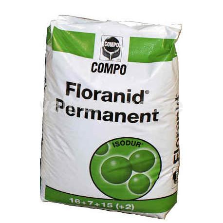 ABONO FLORANID® PERMANENT 25 kg.