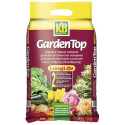 Abono Garden Top KB 8 kg