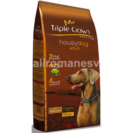 Triple Crown Housy Dog Adult
