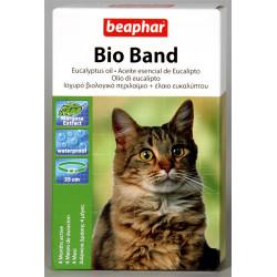 Collar Bio Band con Aceites Esenciales Gatos