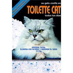 Arena Sílice Toilette Cat