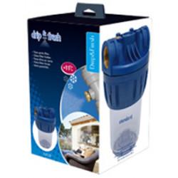Kit Vaso Porta-Filtro Drip&Fresh