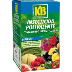Insecticida Polivalente KB 100 ml