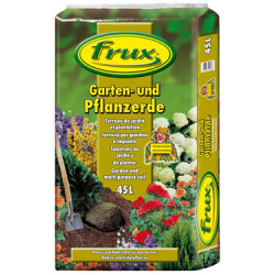 Sustrato Plantación Frux 45 L