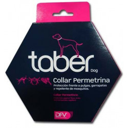 Collar Antiparasitario Taber Dog