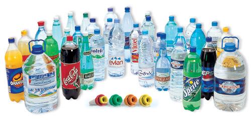 Todo tipo de botellas son válidas